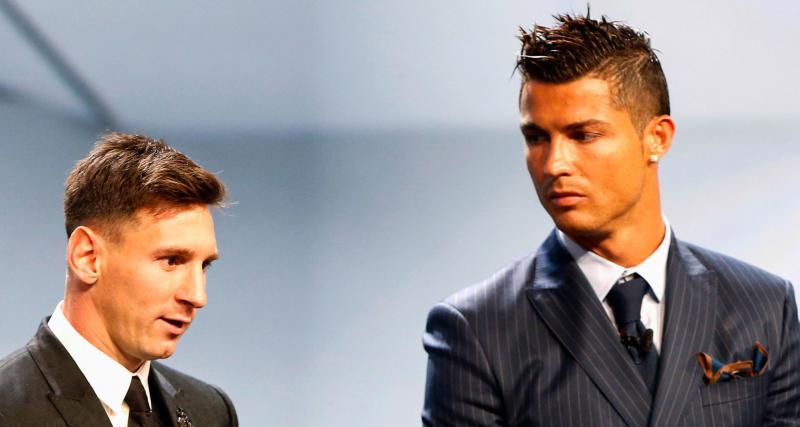 Juventus, FC Barcelone : le débat CR7 - Messi rend dingue Maradona Jr