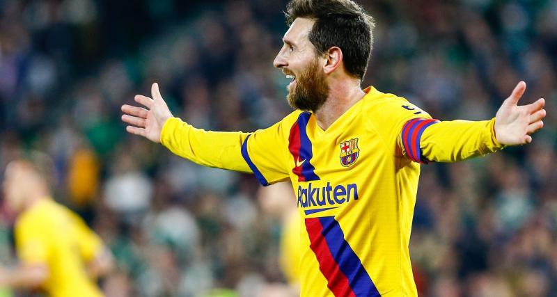 FC Barcelone : entre Naples et Lionel Messi, Diego Maradona a choisi