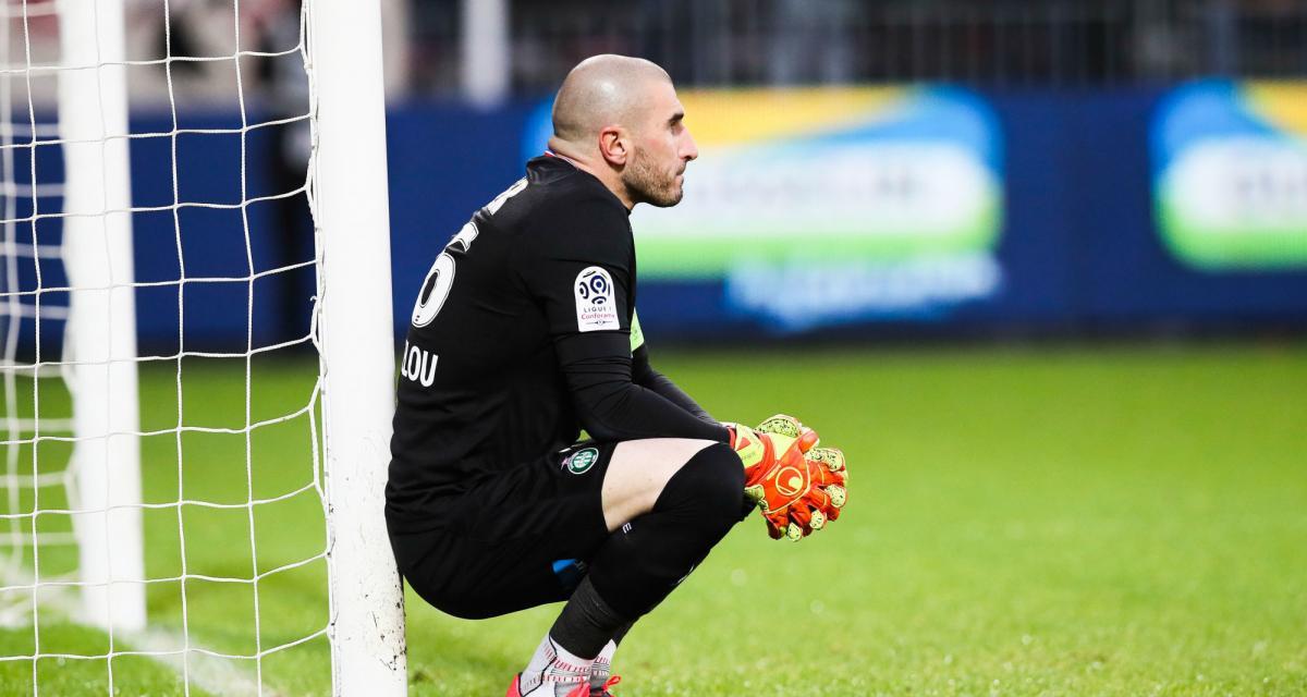 ASSE: Stéphane Ruffier écarté pour Reims, ça se confirme!