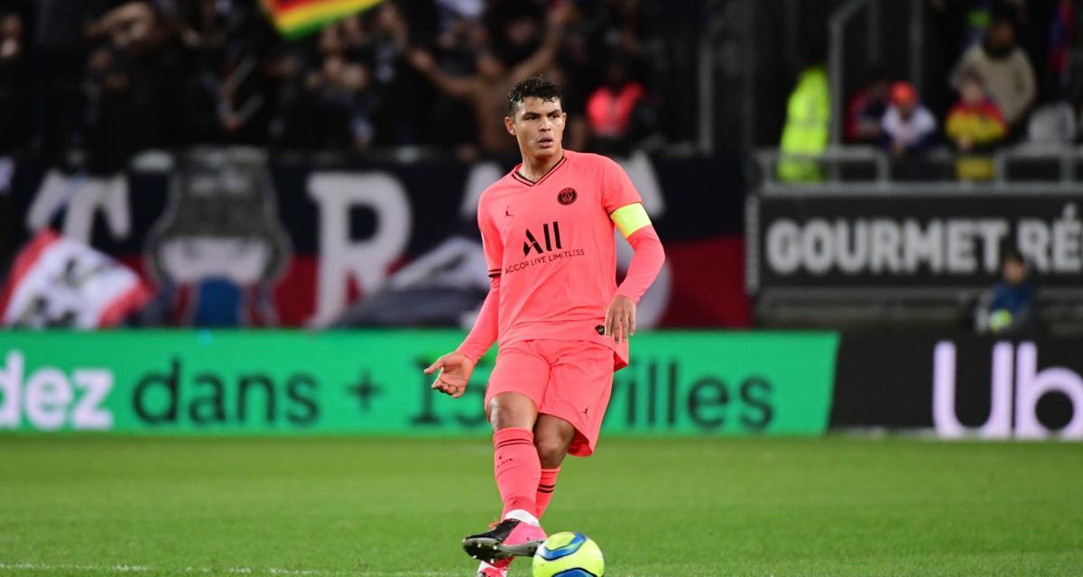 PSG - Mercato : Thiago Silva aurait déjà une piste sérieuse pour l'après-Paris