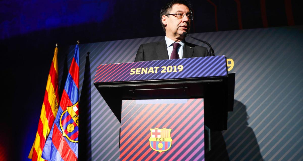 FC Barcelone: Josep Maria Bartomeu sort du silence sur le «Barçagate»!