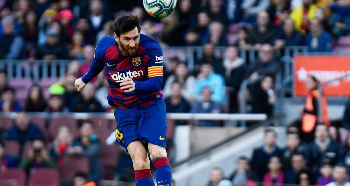 PSG : Messi aide Mbappé à effrayer Haaland et Dortmund