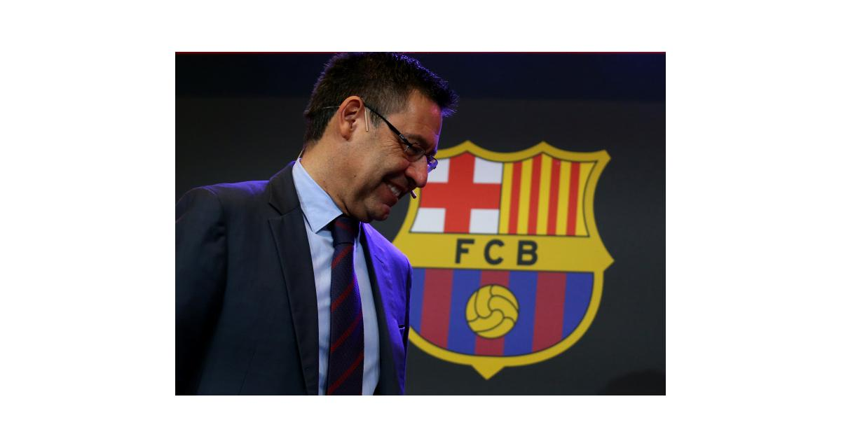 FC Barcelone : Bartomeu s'est expliqué avec Messi & Co sur la polémique calomnieuse