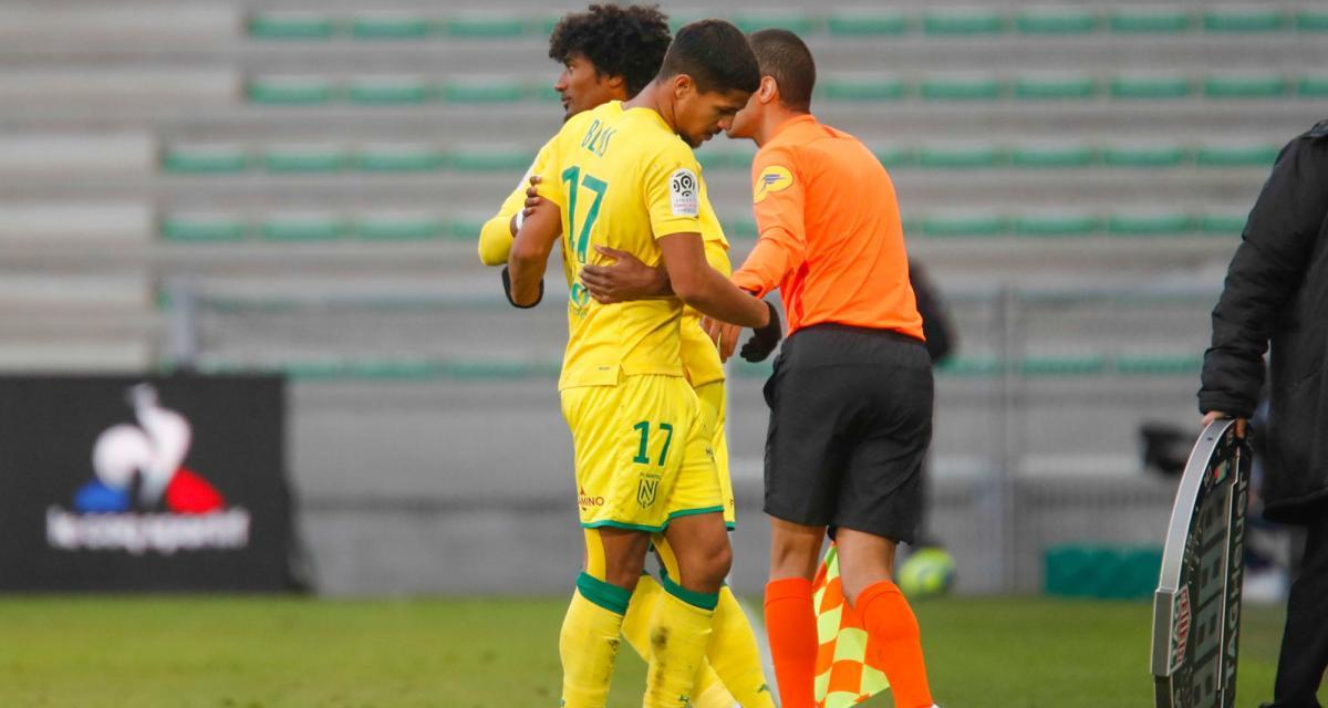 FC Nantes : 4 joueurs visés par les critiques de Gourcuff ?