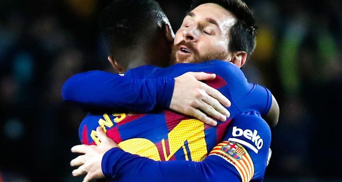 FC Barcelone : Lionel Messi a enfin ouvert son compteur en 2020