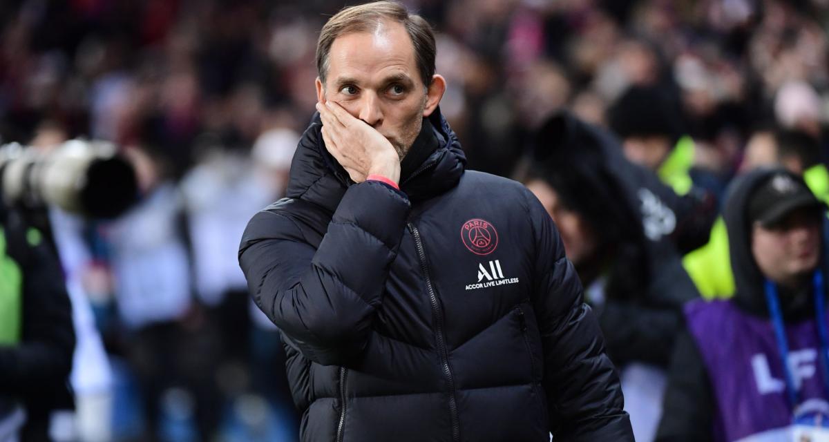 PSG : Tuchel a encore 3 incertitudes dans son onze à Dortmund