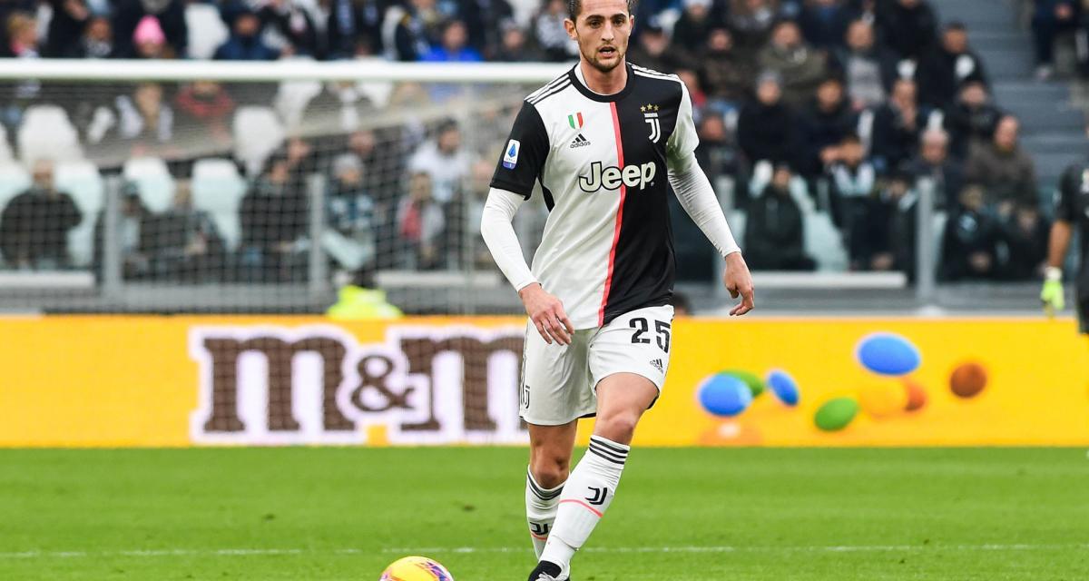 Juventus, PSG : Rabiot fait un pas de géant vers Deschamps et les Bleus