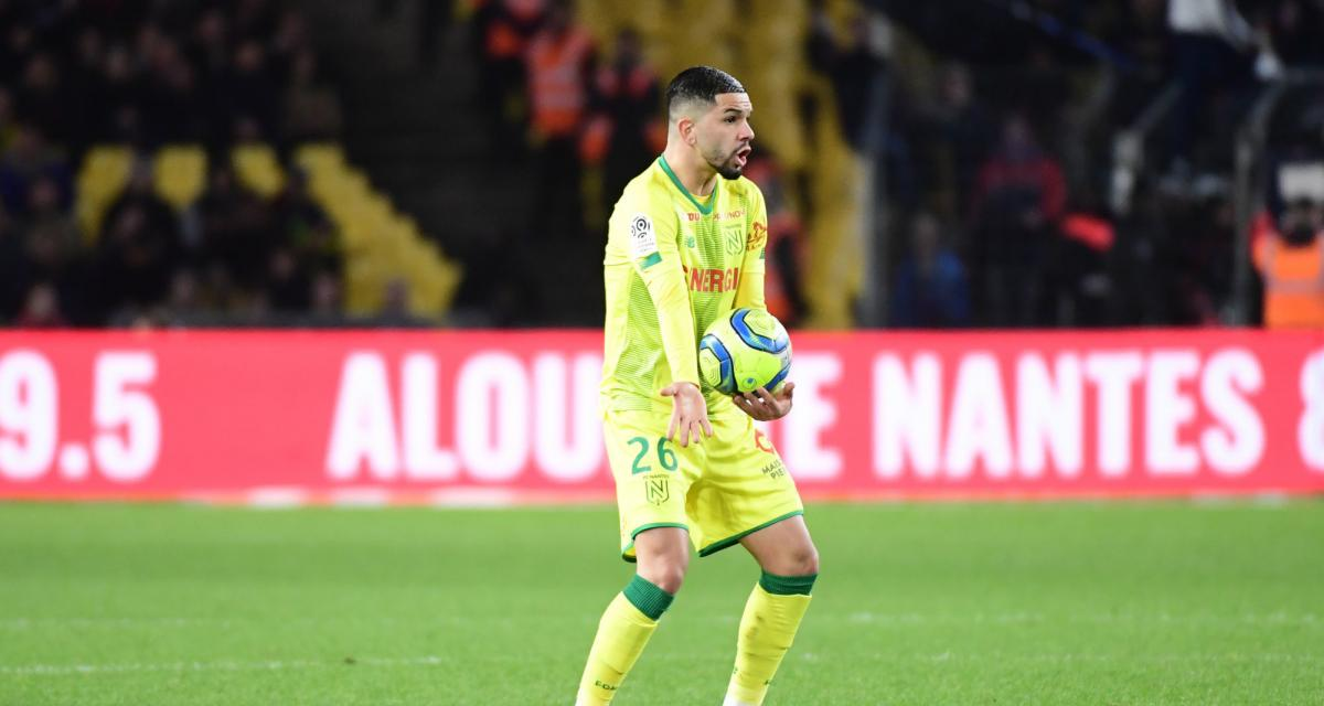 FC Nantes: France ou Maroc, Imran Louza va prendre son temps