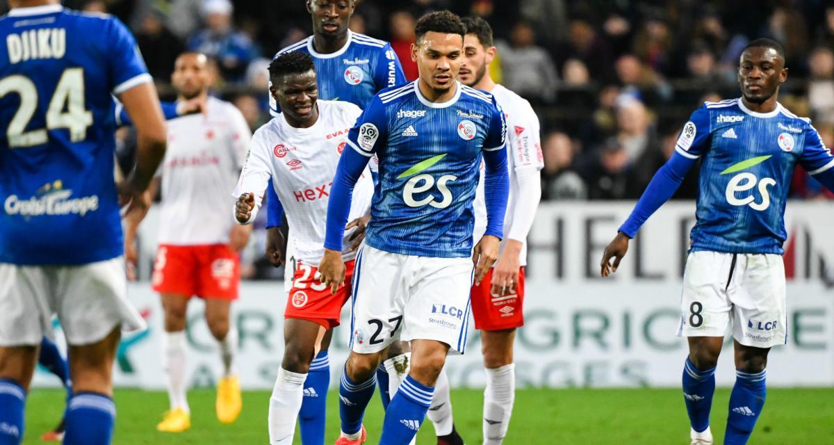 RC Strasbourg : Kenny Lala a renoué avec un glorieux passé après Reims
