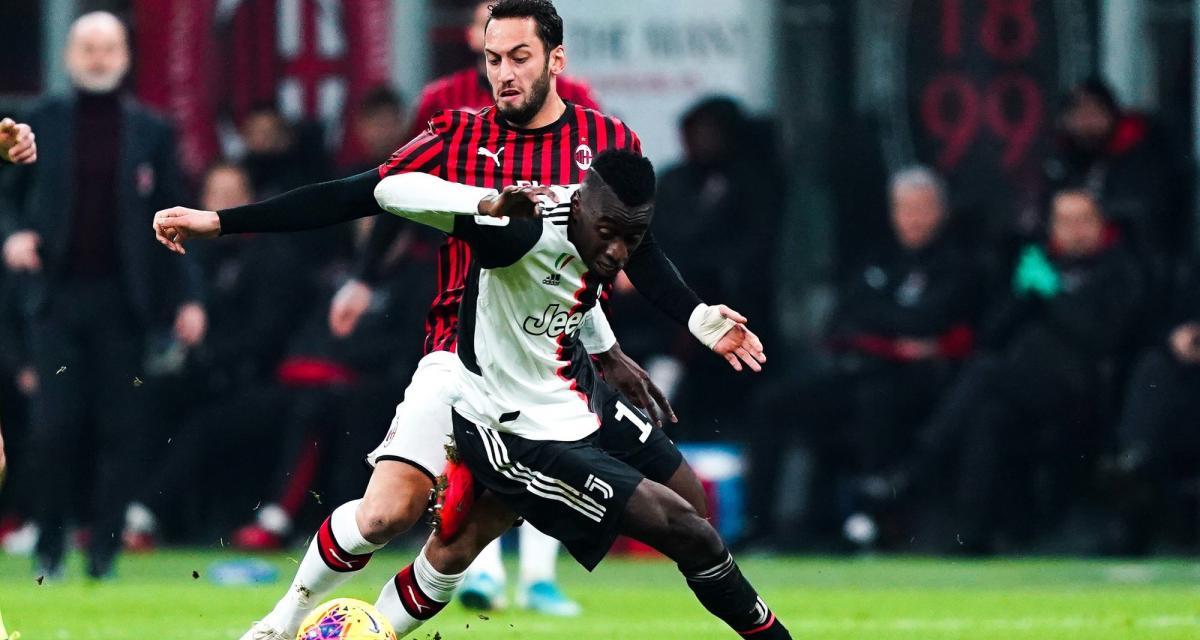 Résultat Coupe d'Italie : la Juve bien partie face au Milan AC (1-1)