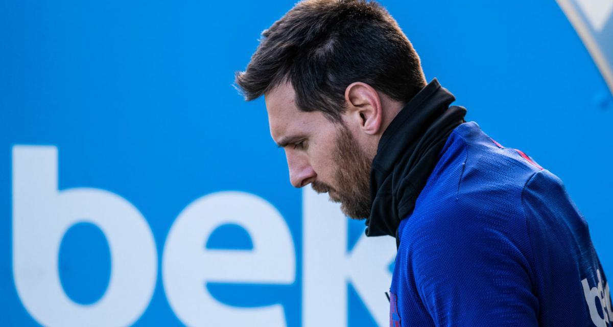 FC Barcelone – Mercato: les finances compliquent déjà une piste pour épauler Messi