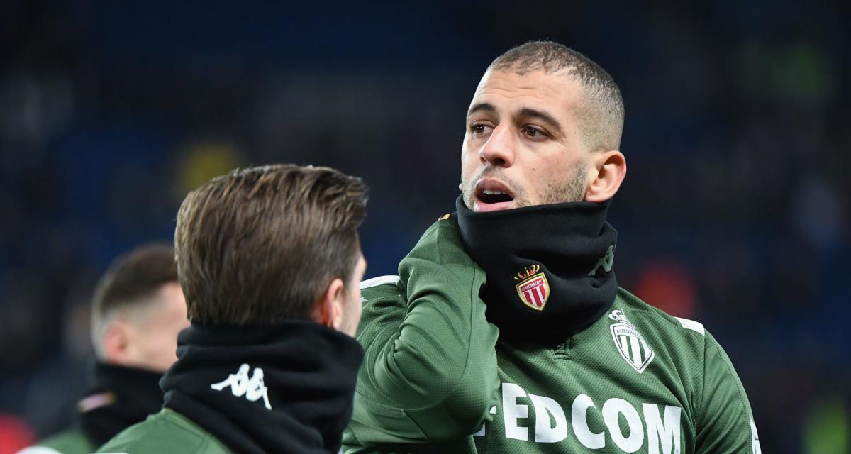 OM – Mercato: Slimani avait été chaudement recommandé à Marseille