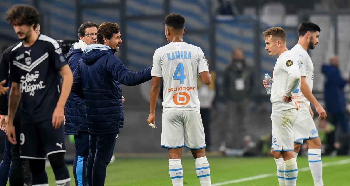 OM : un pacte entre André Villas-Boas et ses joueurs ?