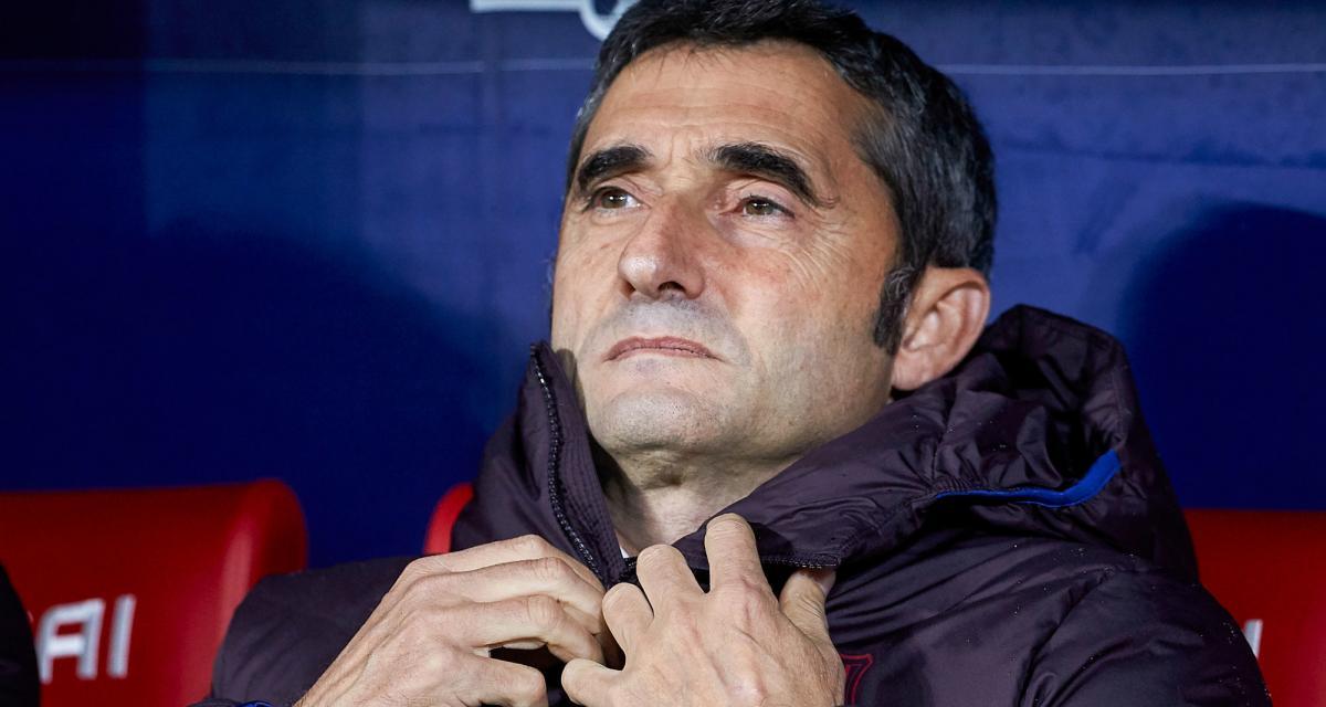 FC Barcelone : la vraie déception d'Ernesto Valverde n'était pas Ousmane Dembélé…