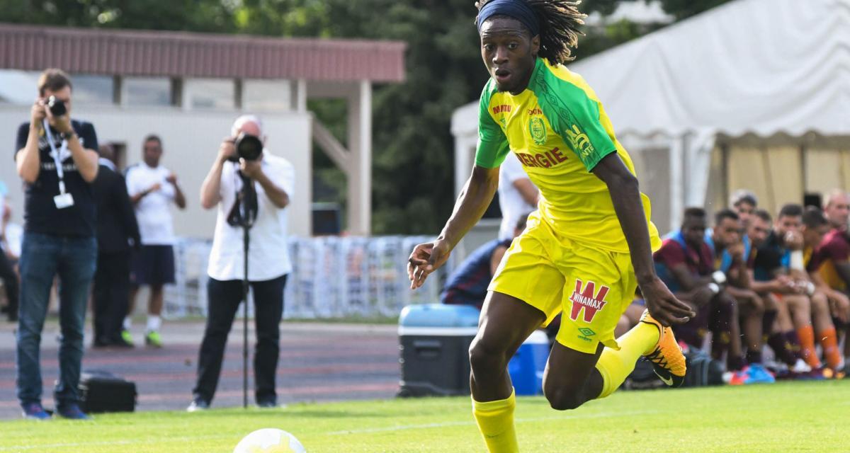 FC Nantes - Mercato : un attaquant négocie son départ à l'instant T !