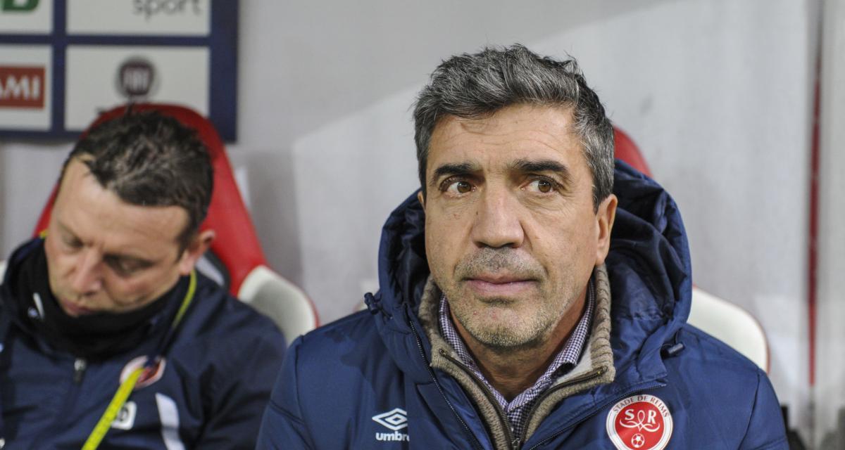 SC Amiens - Stade de Reims (1-1) : Guion a du mal à s'en remettre