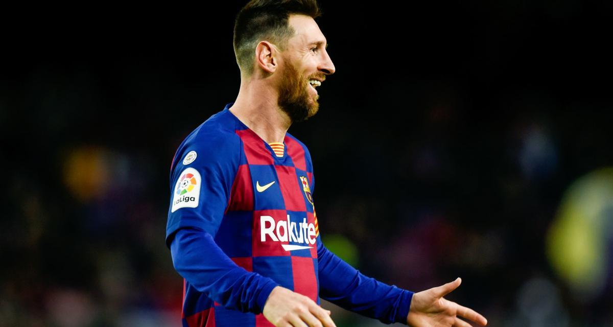 FC Barcelone : Messi fait partie des 4 piliers du projet de Setién
