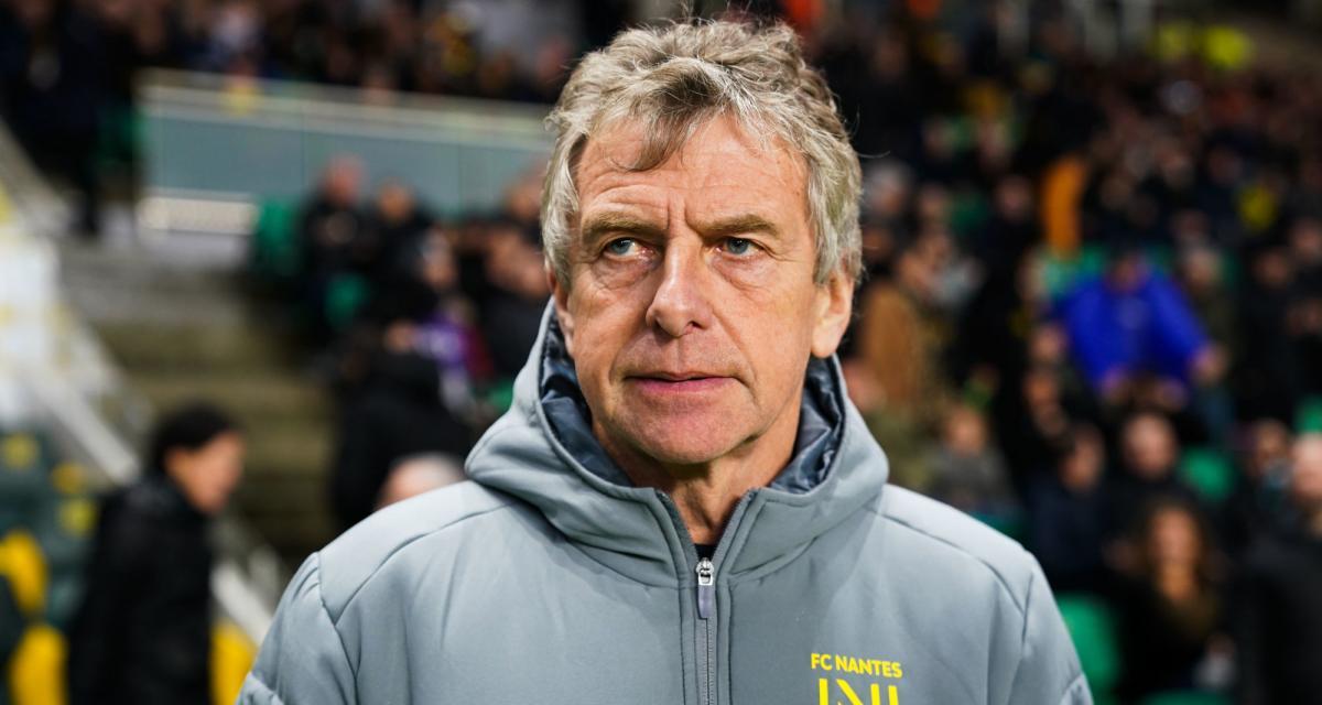 FC Nantes : ces séries que Christian Gourcuff a dans le collimateur