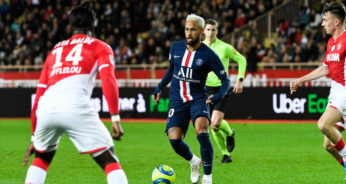Résultat Ligue 1 : AS Monaco 1-4 PSG (terminé)
