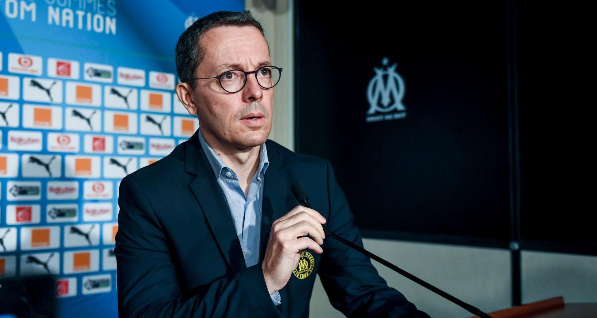 OM : menacé de mort, Jacques-Henri Eyraud porte plainte !