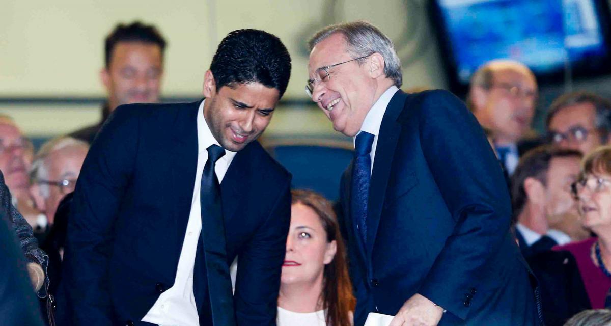 Real Madrid - Mercato : Pérez aurait soufflé une recrue à son ami al-Khelaïfi (PSG)