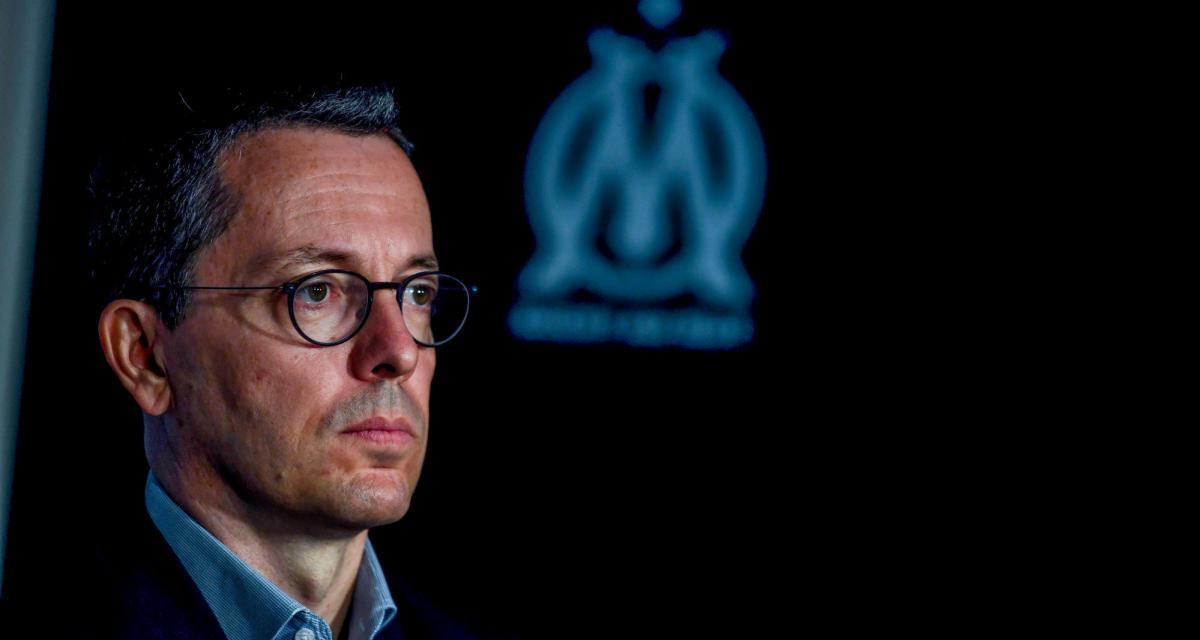 OM : les vœux surprenants de Jacques-Henri Eyraud pour 2020