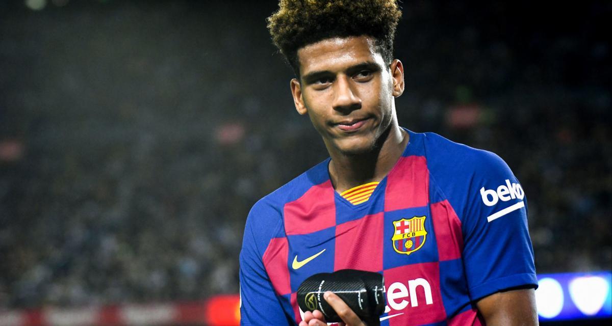 FC Barcelone - Mercato : Todibo prêté jusqu'à la fin de la saison à Schalke 04 (officiel)