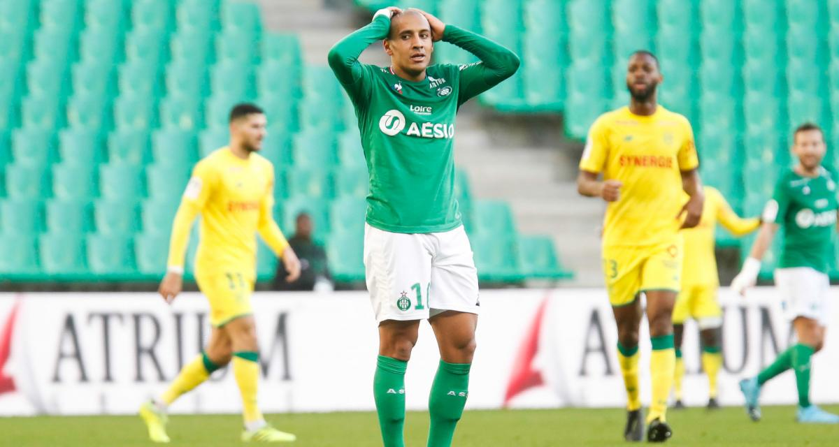ASSE : l'arbitre du match contre le Paris FC associé à un souvenir cauchemardesque