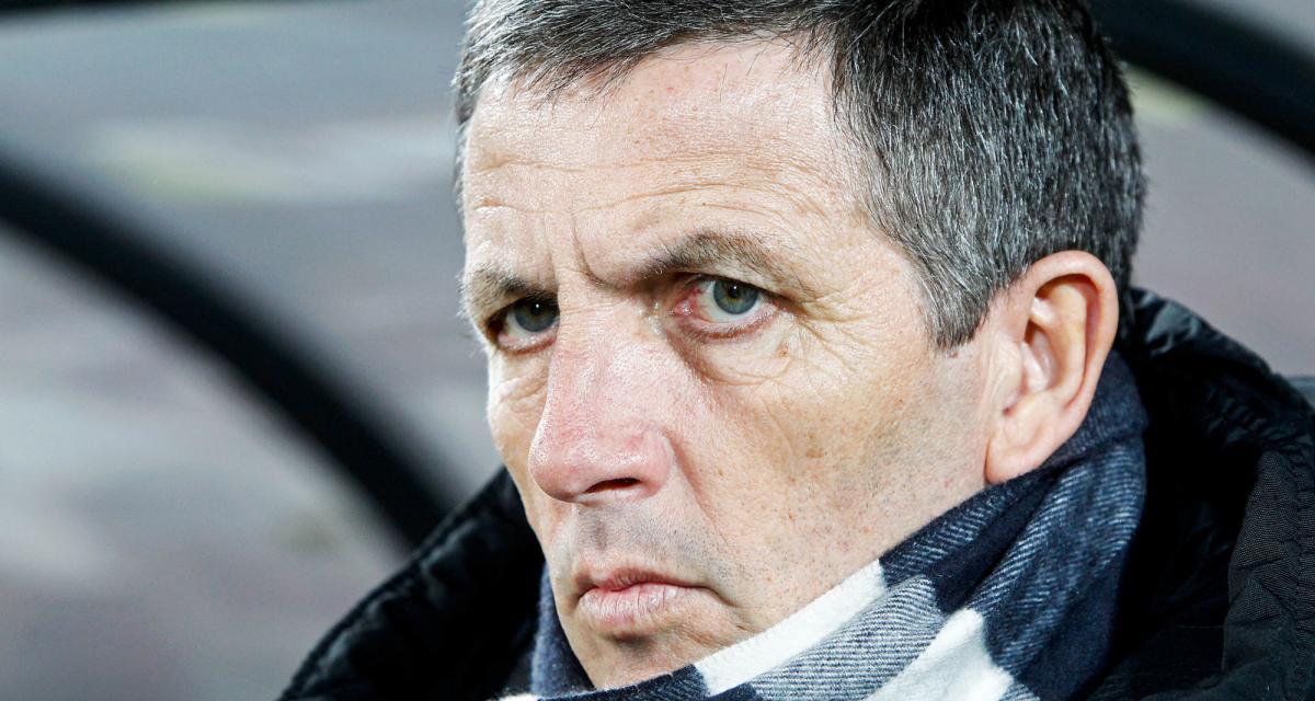 RC Strasbourg – Mercato: Thierry Laurey vise un renfort, un milieu prêté