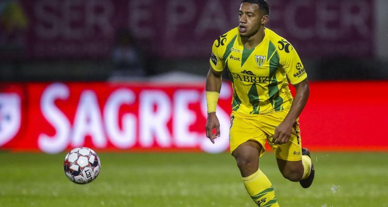 FC Nantes - Mercato : Kita vient encore de rater un ancien latéral de l'OL !