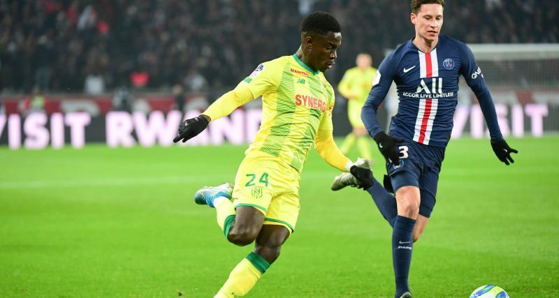 FC Nantes : ce jeune qui a perdu la confiance de Christian Gourcuff