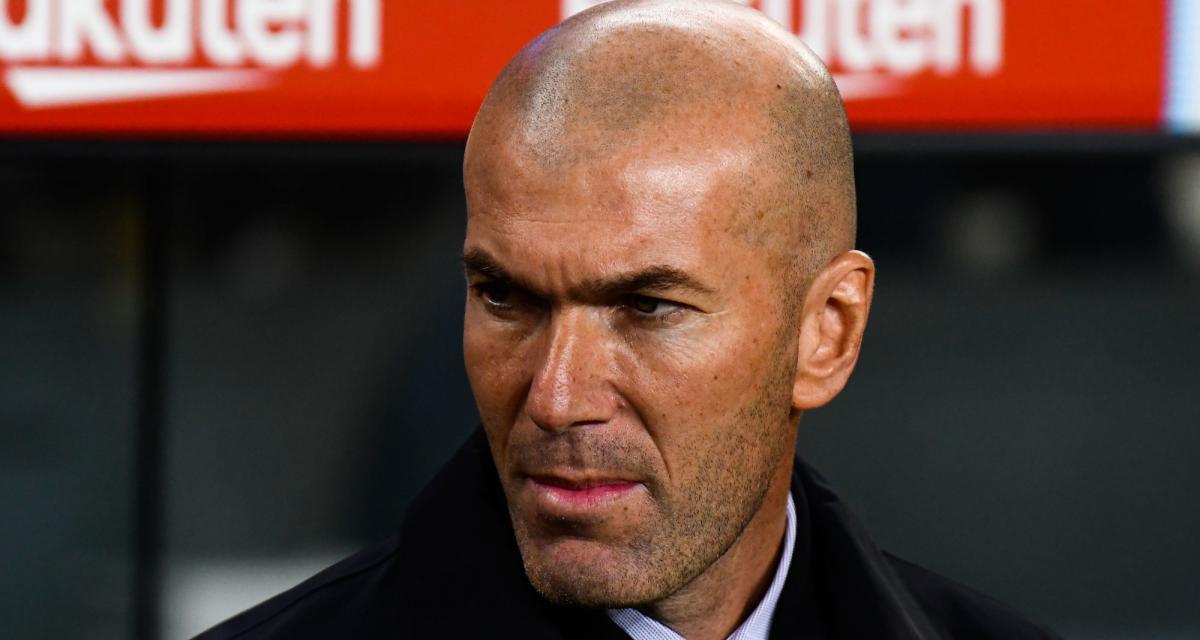 Real Madrid : le dernier coup tactique de Zidane décrypté par un de ses joueurs