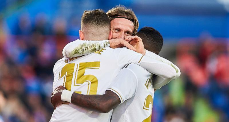 Résultat Supercoupe d'Espagne : Valence CF 1-3 Real Madrid (terminé)