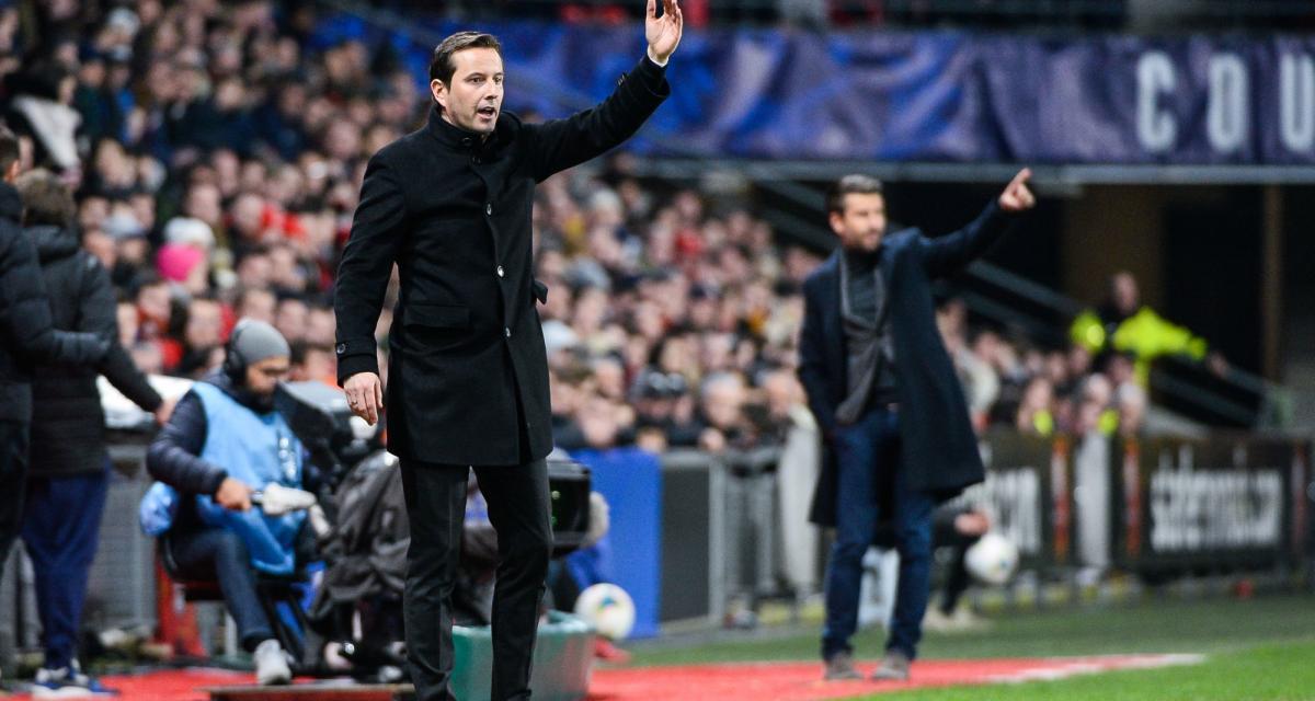 Stade Rennais – OM: Julien Stéphan ne cache pas son admiration pour un Marseillais