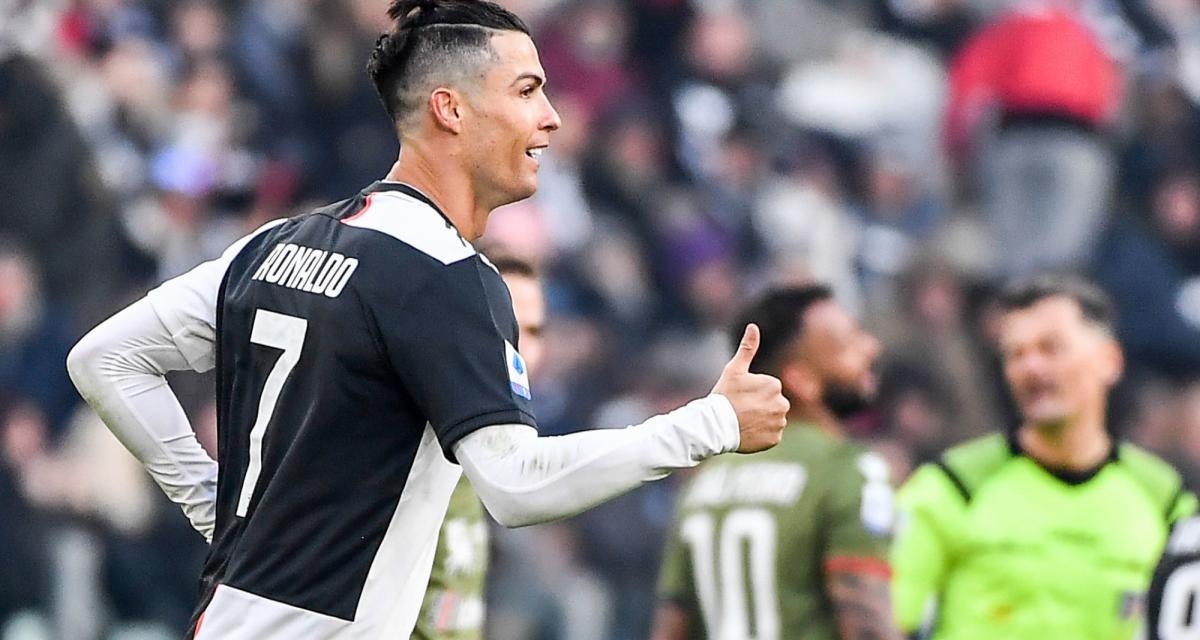 Juventus- Cagliari (4-0) : Cristiano Ronaldo s'offre un triplé pour débuter l'année!