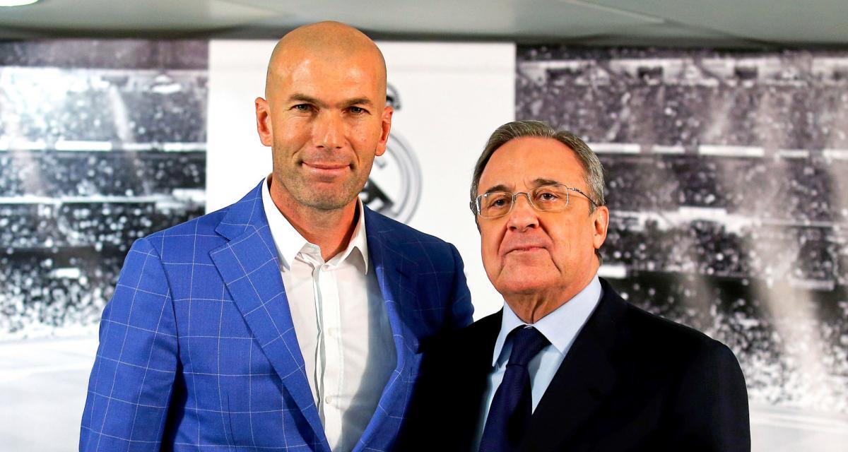 Real Madrid : double coup dur pour Zinédine Zidane