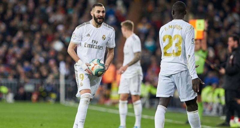 Liga : Getafe - Real Madrid, les compos (Bale et Mendy titulaires)