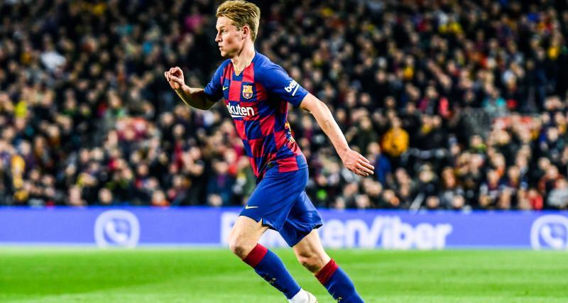 FC Barcelone : De Jong s'est imposé au Barça mais pas à son poste