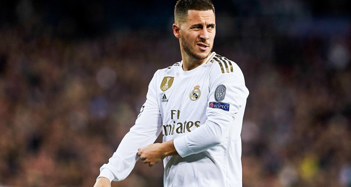 Real Madrid : Eden Hazard s'est fixé un choc comme date de reprise