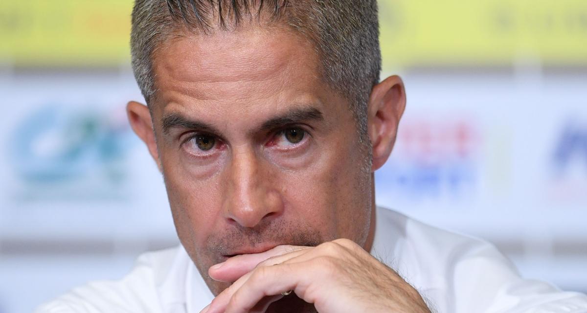 OL: Sylvinho reste zen face au coup de pression de Jean-Michel Aulas