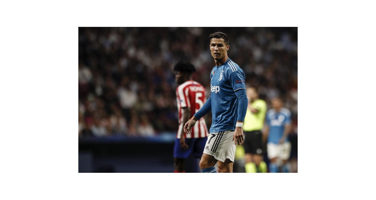 Juventus : l'avis de recherche de Cristiano Ronaldo a fonctionné !