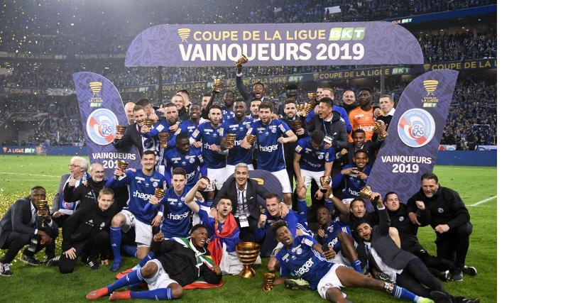 Coupe de la Ligue: la compétition va disparaître