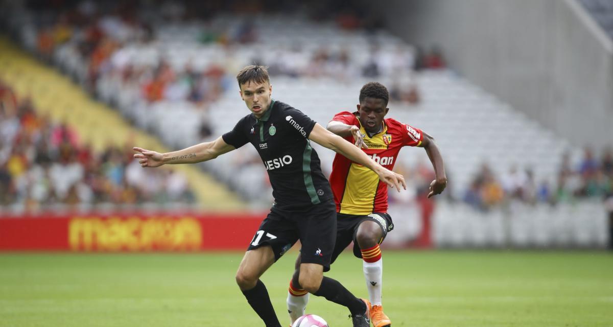 RC Lens- Mercato: la Juventus de Turin a supervisé les Sang et Or