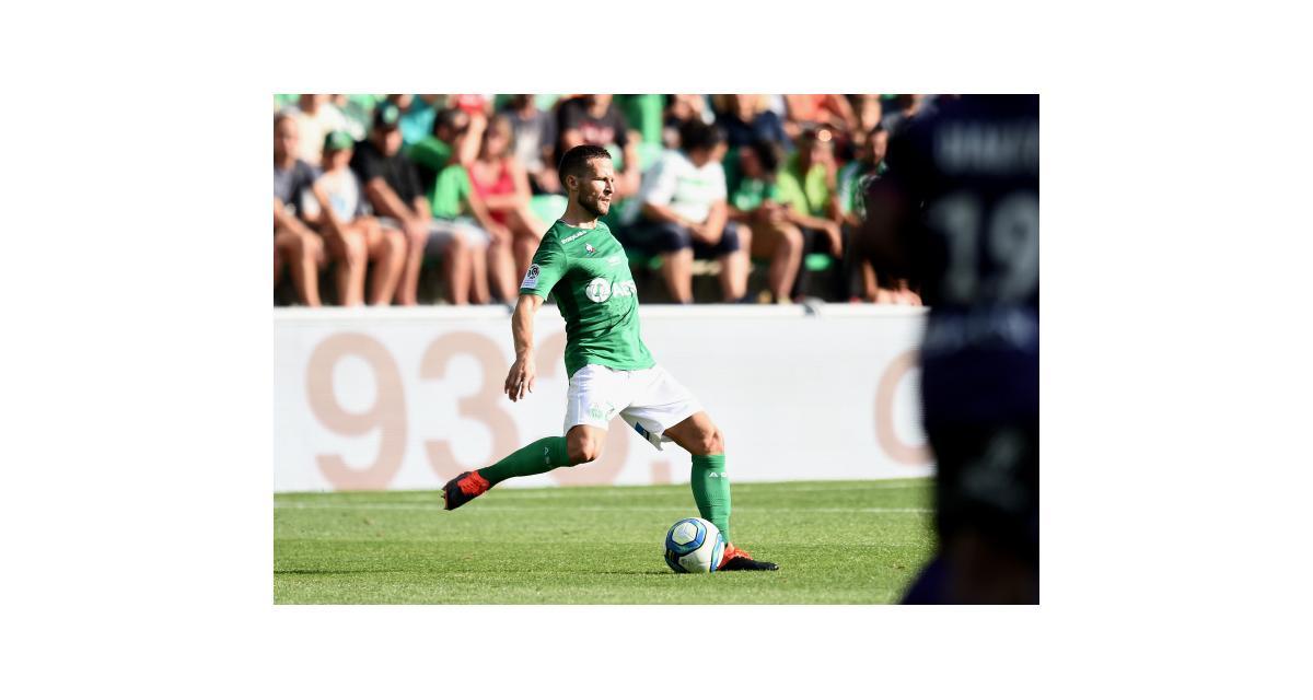 ASSE: sa première dans le Chaudron, le début de saison des Verts...Yohan Cabaye s'est confié