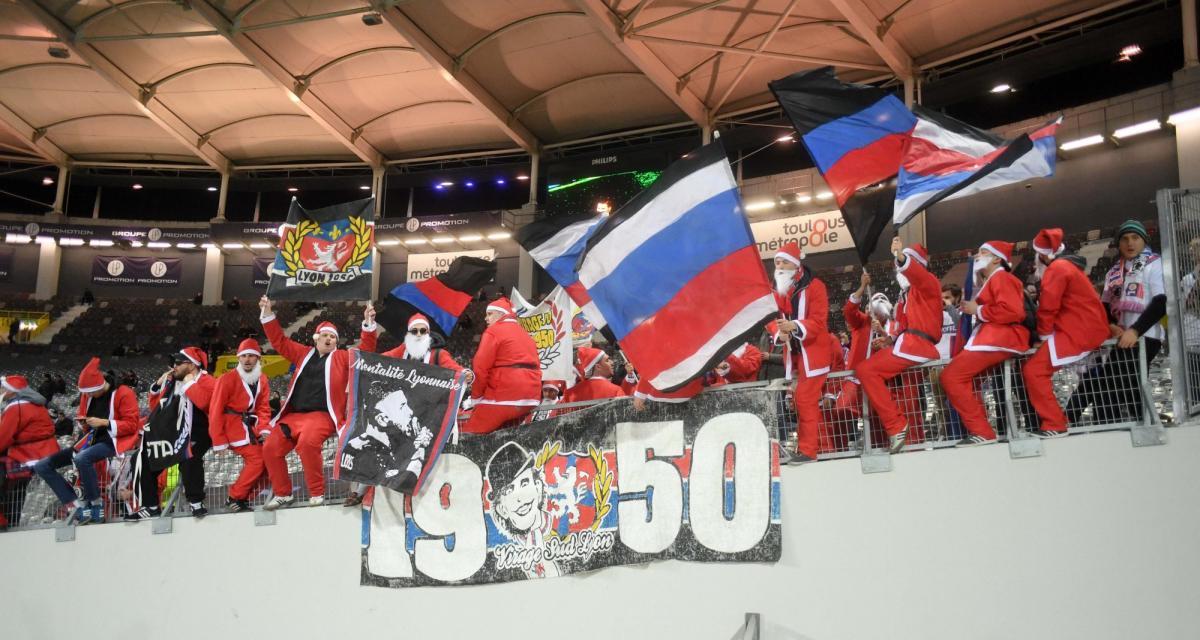 OL - Ligue des Champions : les supporters du Zénith en nombre à Lyon