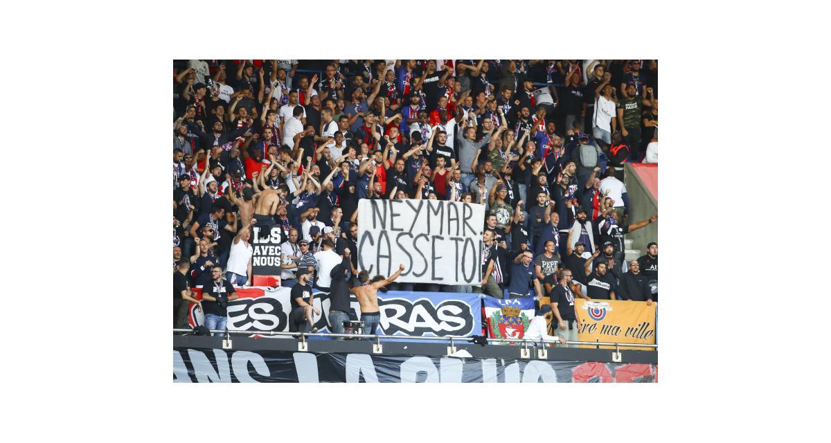PSG : les Ultras ont fait plier la direction pour Neymar!
