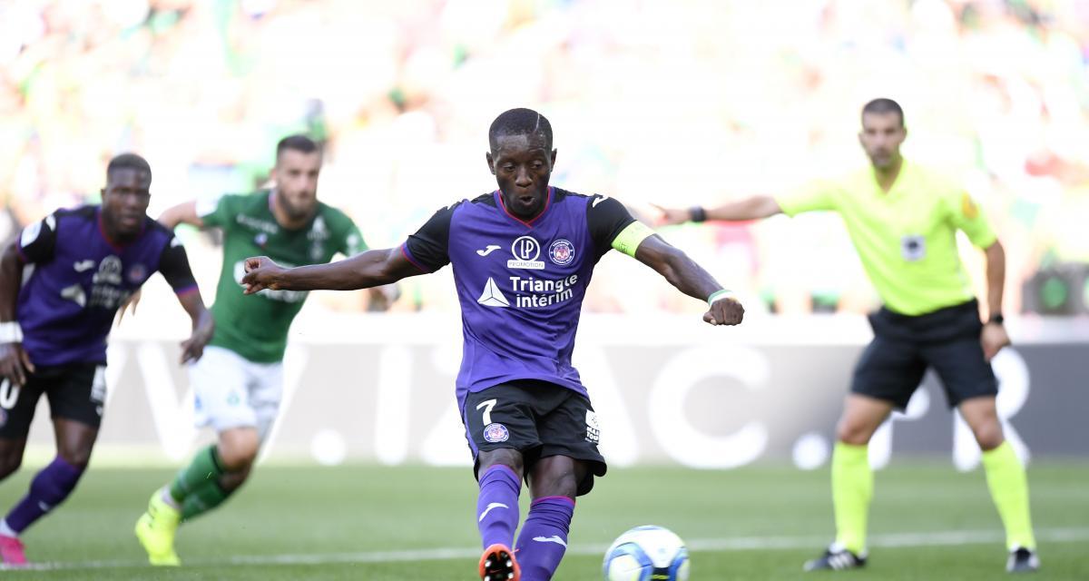 ASSE - Toulouse FC (2-2) : les Verts enragent contre l'arbitrage
