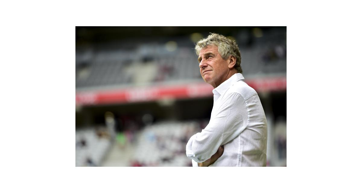 FC Nantes : Christian Gourcuff désigne le joueur incontournable de son équipe
