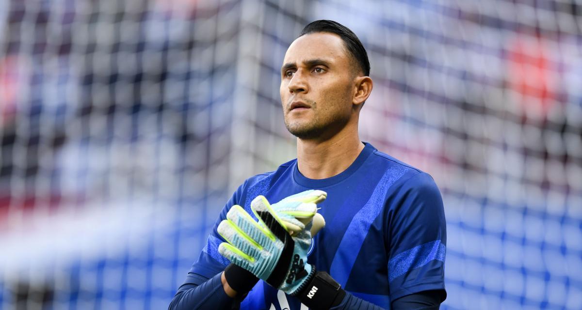 PSG - RC Strasbourg (1-0) : un partenaire bluffé par Keylor Navas