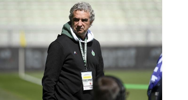 ASSE: Dominique Rocheteau n'a pas coupé les ponts avec les Verts